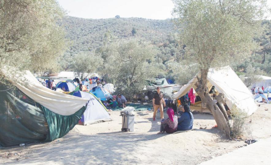 30.000 demandeurs d'asile en Grèce doivent être répartis dans l'UE d'ici fin 2017