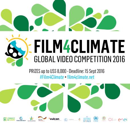 """Le film marocain """"Before it's too late"""" participe au concours mondial organisé par l'ONU sur le climat"""
