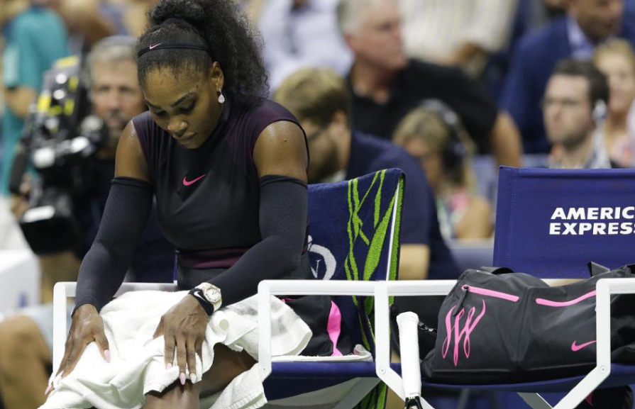 Serena Williams: Je ne resterai pas silencieuse