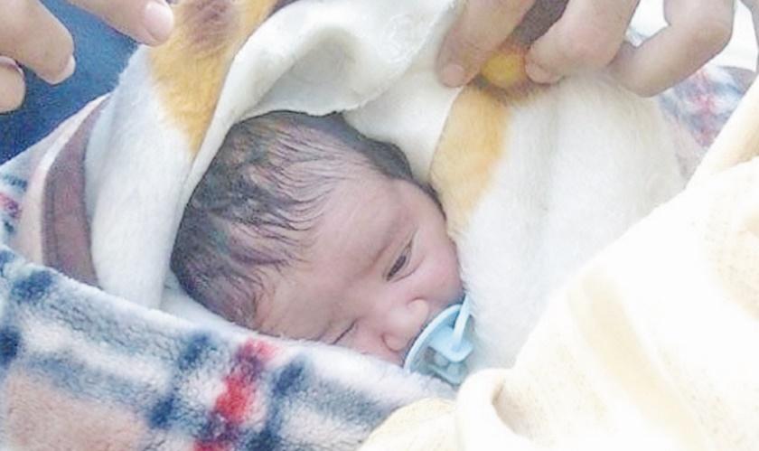 Le nouveau-né kidnappé à l'Hôpital Harouchi retrouve sa famille