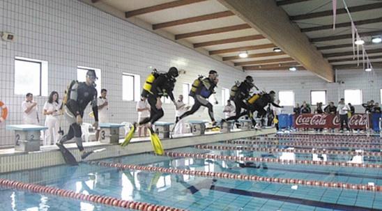 Marrakech, capitale mondiale des activités subaquatiques