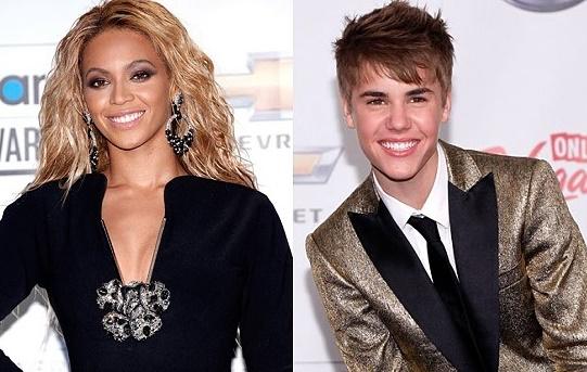 Beyoncé et Justin Bieber en tête des nominations aux MTV EMA