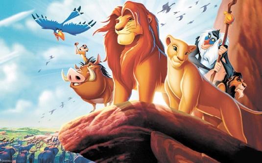 """Disney annonce une version animée ultra-réaliste du """"Roi Lion"""""""