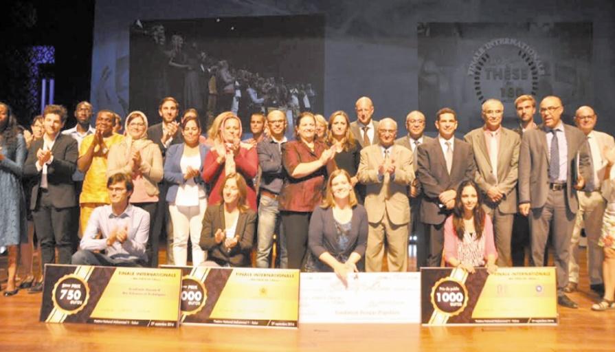 Une chercheuse marocaine remporte le Prix du public au concours MT180