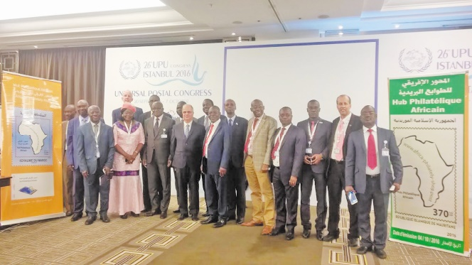 Le Maroc participe au congrès de l'Union postale universelle à Istanbul