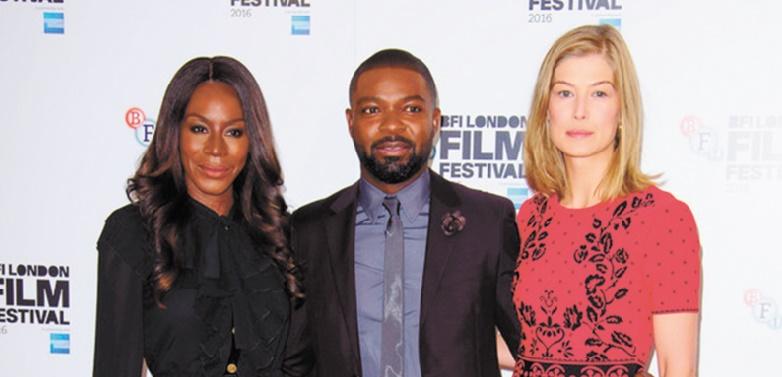 Les stars de couleur et la diversité à l'honneur du Festival du film de Londres