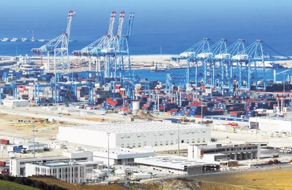 """Tanger-Med, parmi les grands projets """"à portée mondiale"""""""