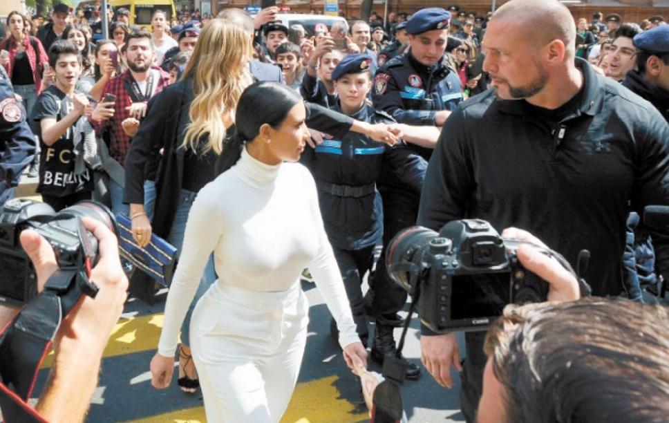 Kim Kardashian face à l'effet boomerang des réseaux sociaux