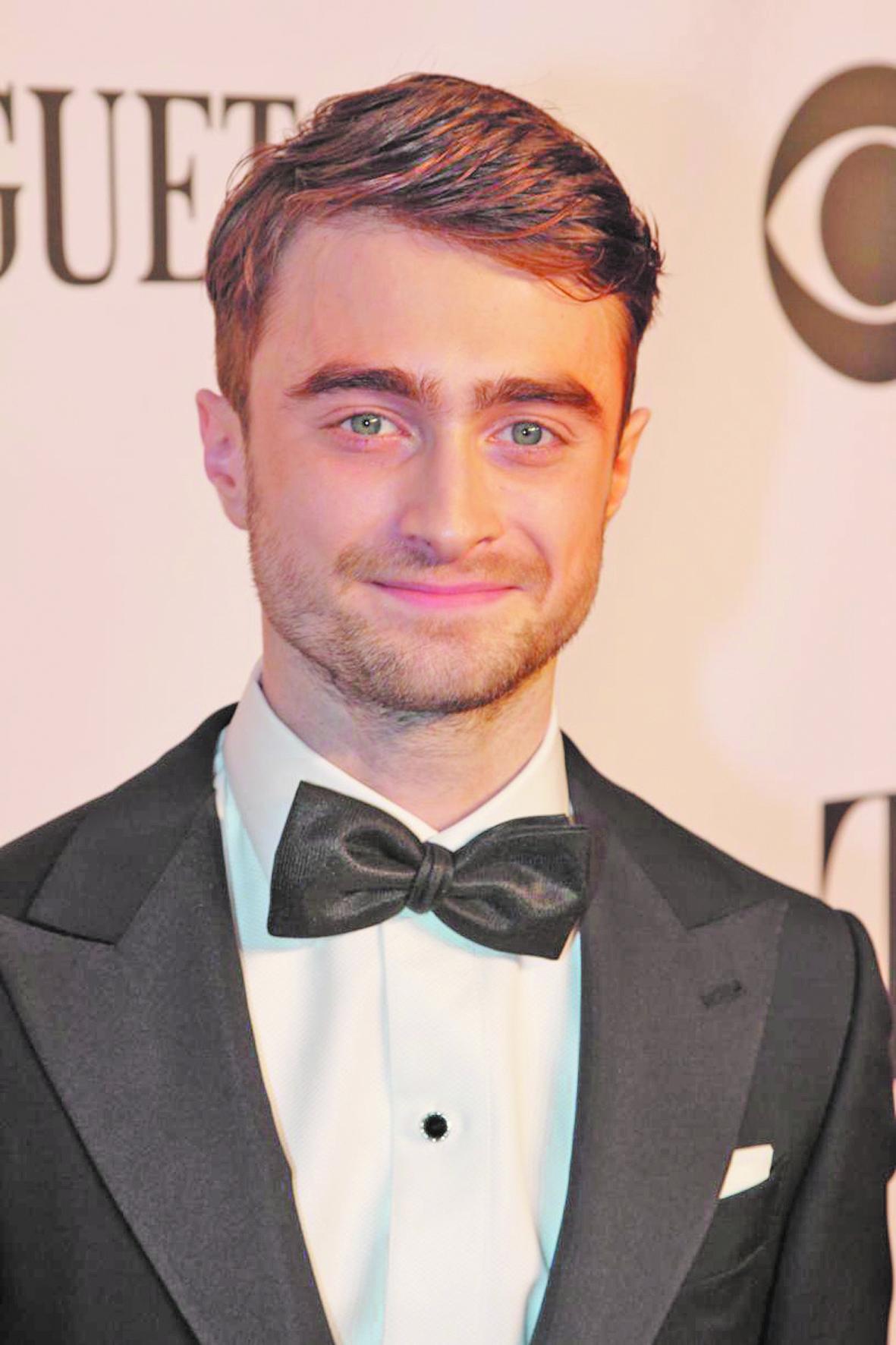 Les stars les plus rentables du box-office :  Daniel Radcliffe