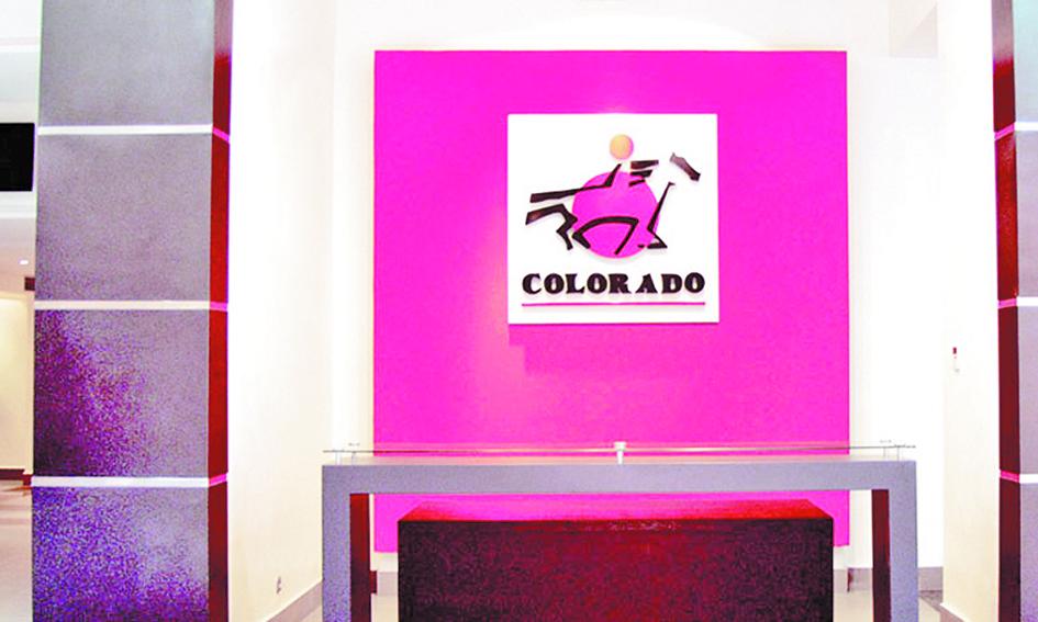 Colorado affiche des réalisations ternes au  premier semestre