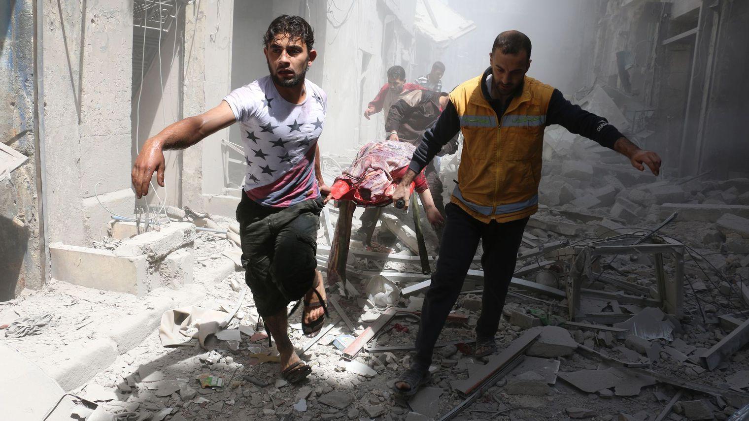 """Russes et Occidentaux incapables de s'entendre pour """"sauver Alep"""""""