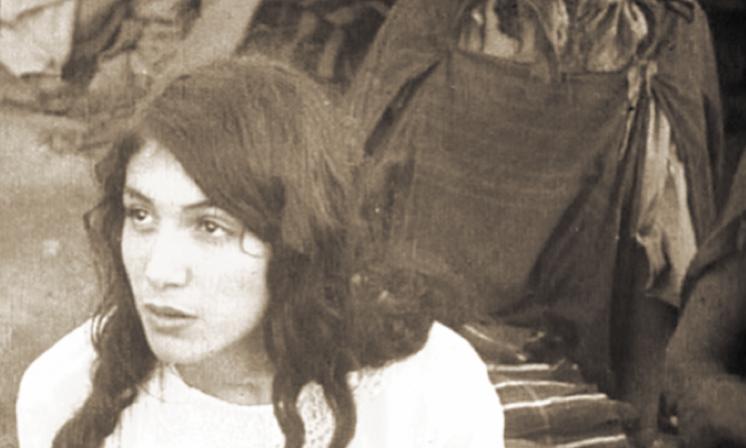 """Les pionnières du cinéma arabe : Haydee Chikly Tamzali La première """"Princesse de l'écran"""""""