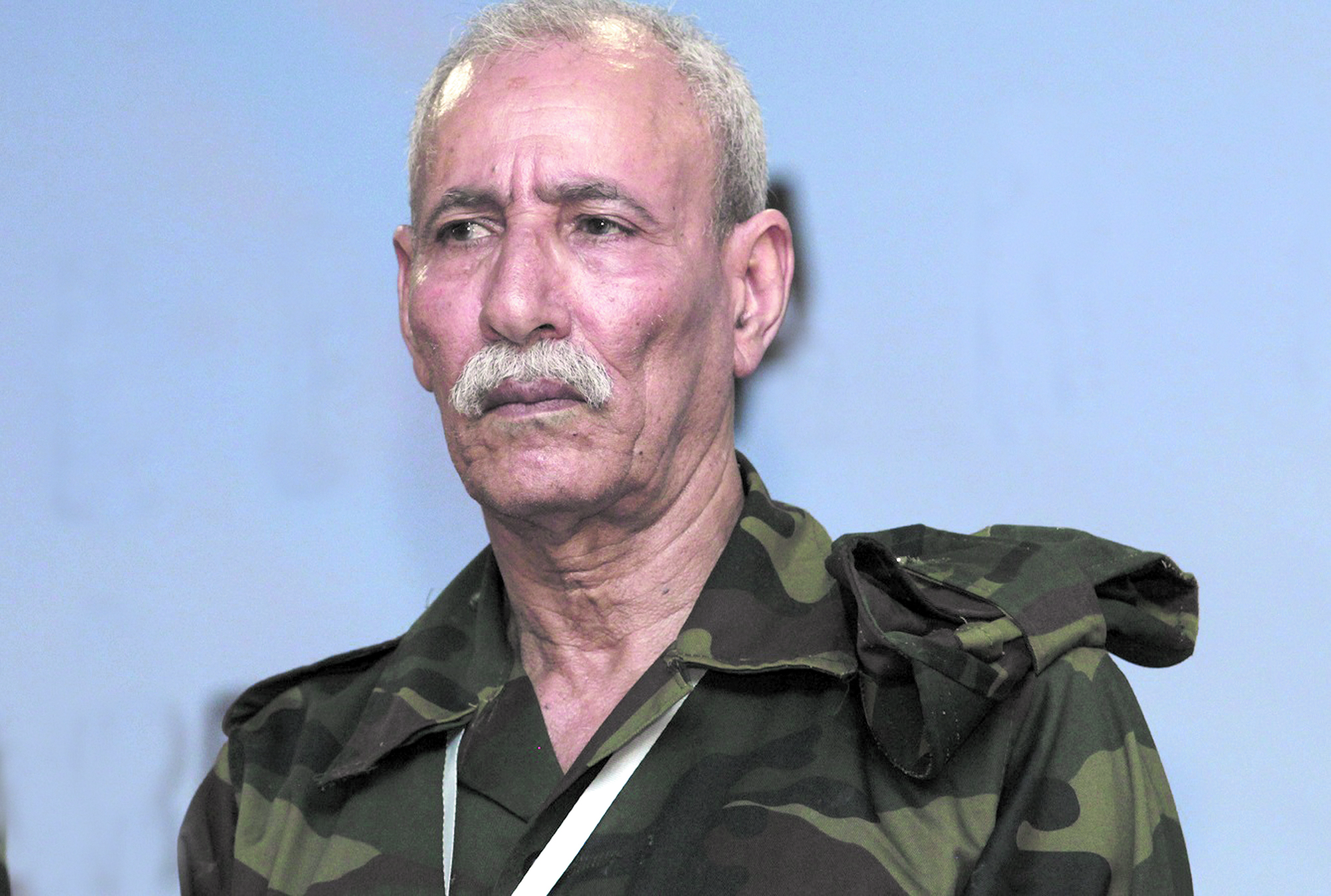 Brahim Ghali, président  supposé et violeur confirmé