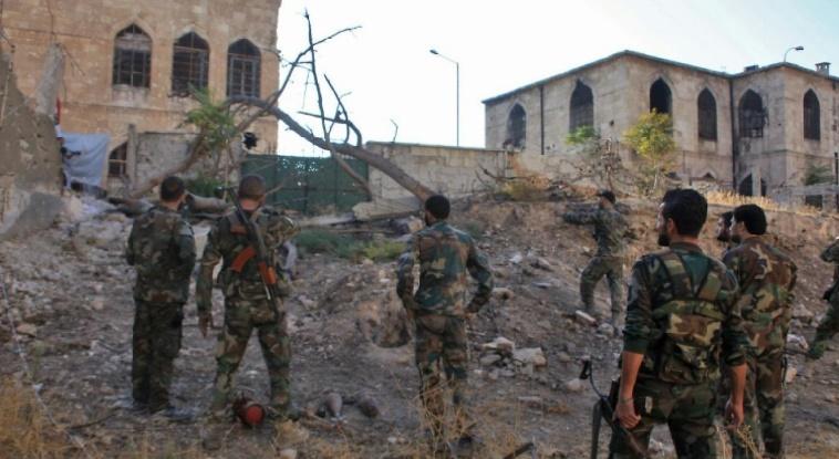 Pas de répit à Alep principal enjeu du conflit syrien
