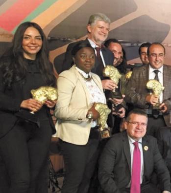 """L'application marocaine """"Easyshair"""" présentée au 16ème WEDF"""