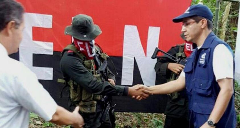 La Colombie et l'ELN vont négocier pour la paix