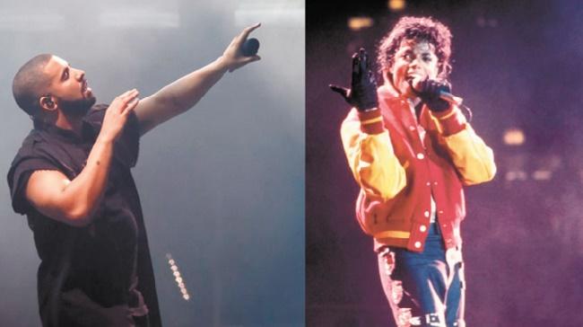 Drake bat le record de Michael Jackson avec 13 nominations aux American Music Award