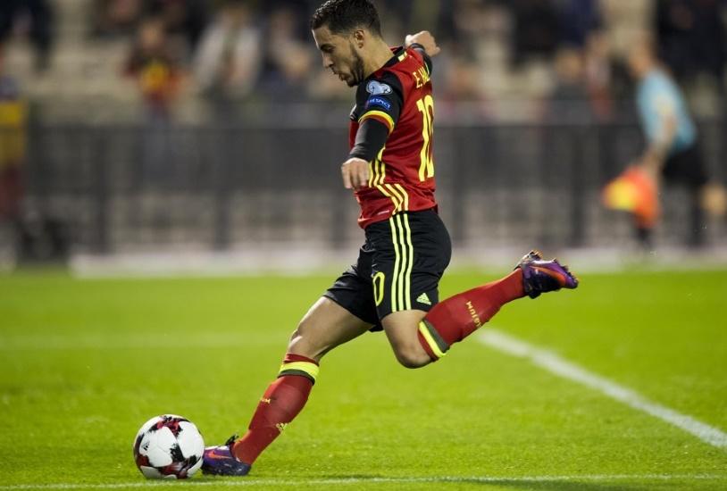 Eliminatoires du Mondial 2018 : Carton plein de la Belgique et du Portugal