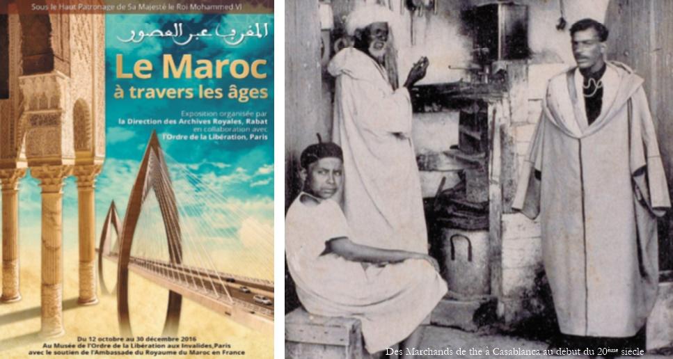 L'Histoire du Maroc exposée à Paris