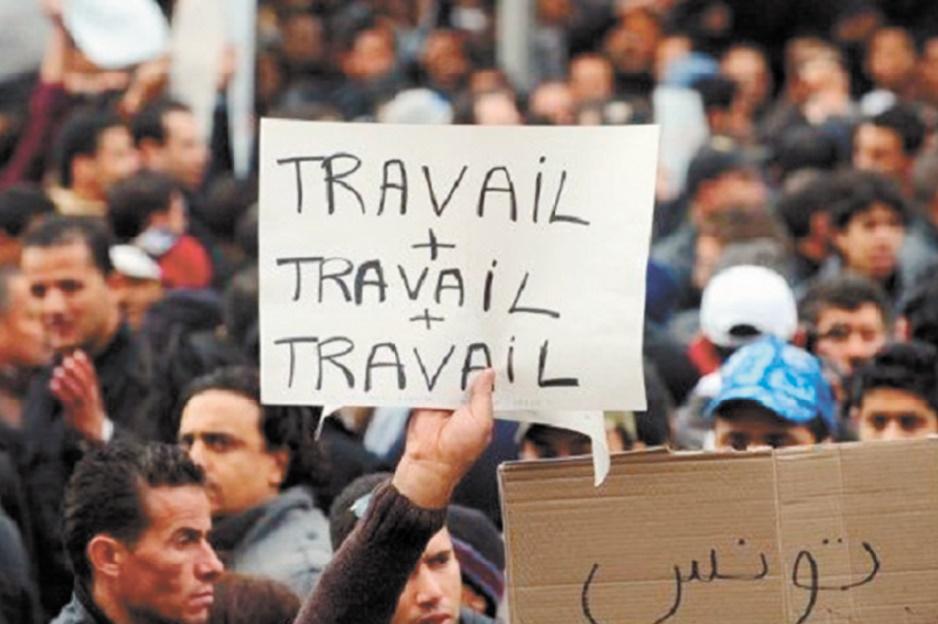 La région MENA affiche un taux de chômage plus fort que celui du reste du monde