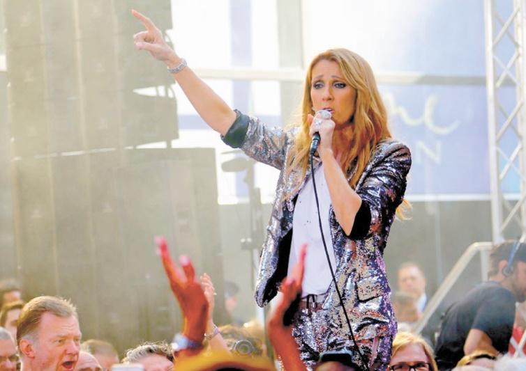 Céline Dion victime d'une arnaque