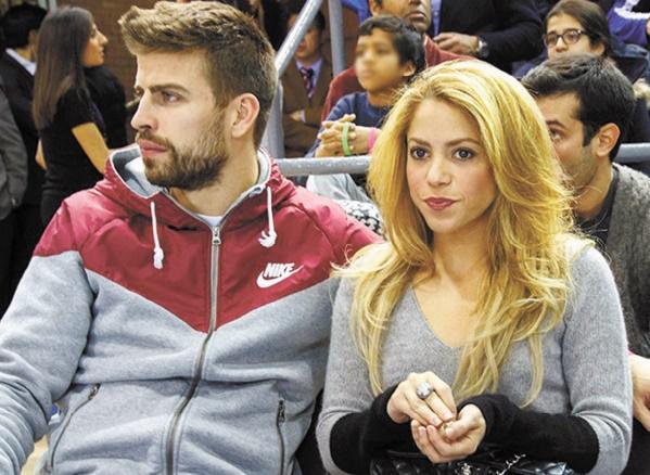 Le premier SMS de Piqué à Shakira