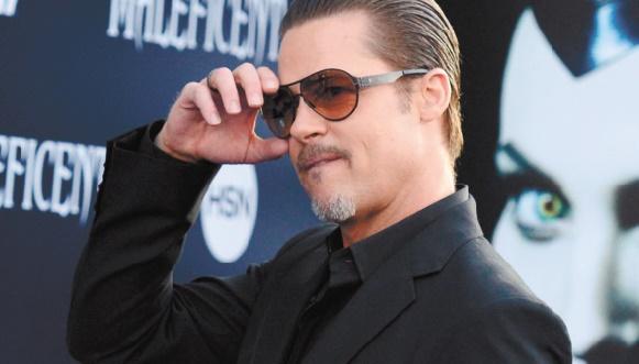 Brad Pitt sous l'œil d'un thérapeute