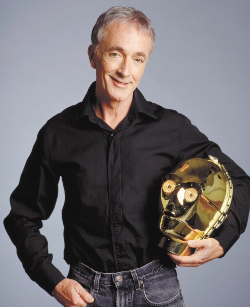 Les stars les plus rentables du box-office : ANTHONY DANIELS