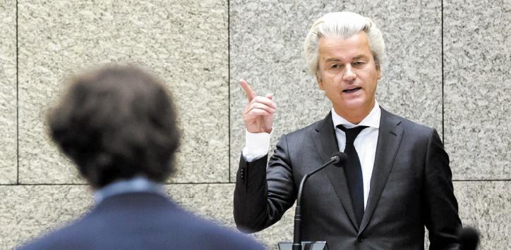 Le député néerlandais Geert Wilders jugé pour ses propos haineux à l'endroit des Marocains