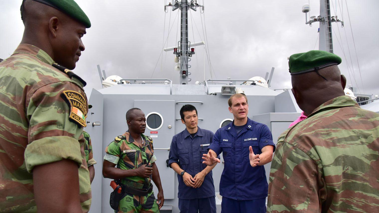 L'Afrique adopte une charte pour sécuriser ses mers