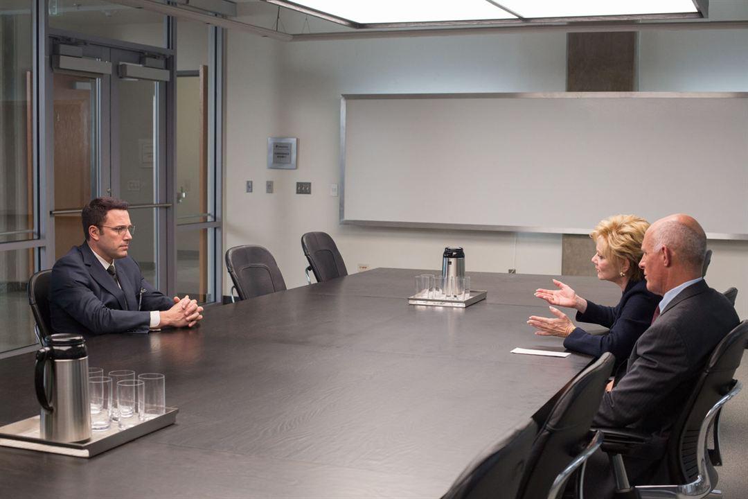 Ben Affleck en comptable mystérieux au sommet du box-office