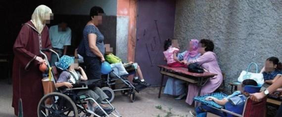Lancement à Larache d'un projet de soutien  à la scolarisation des enfants en situation de handicap