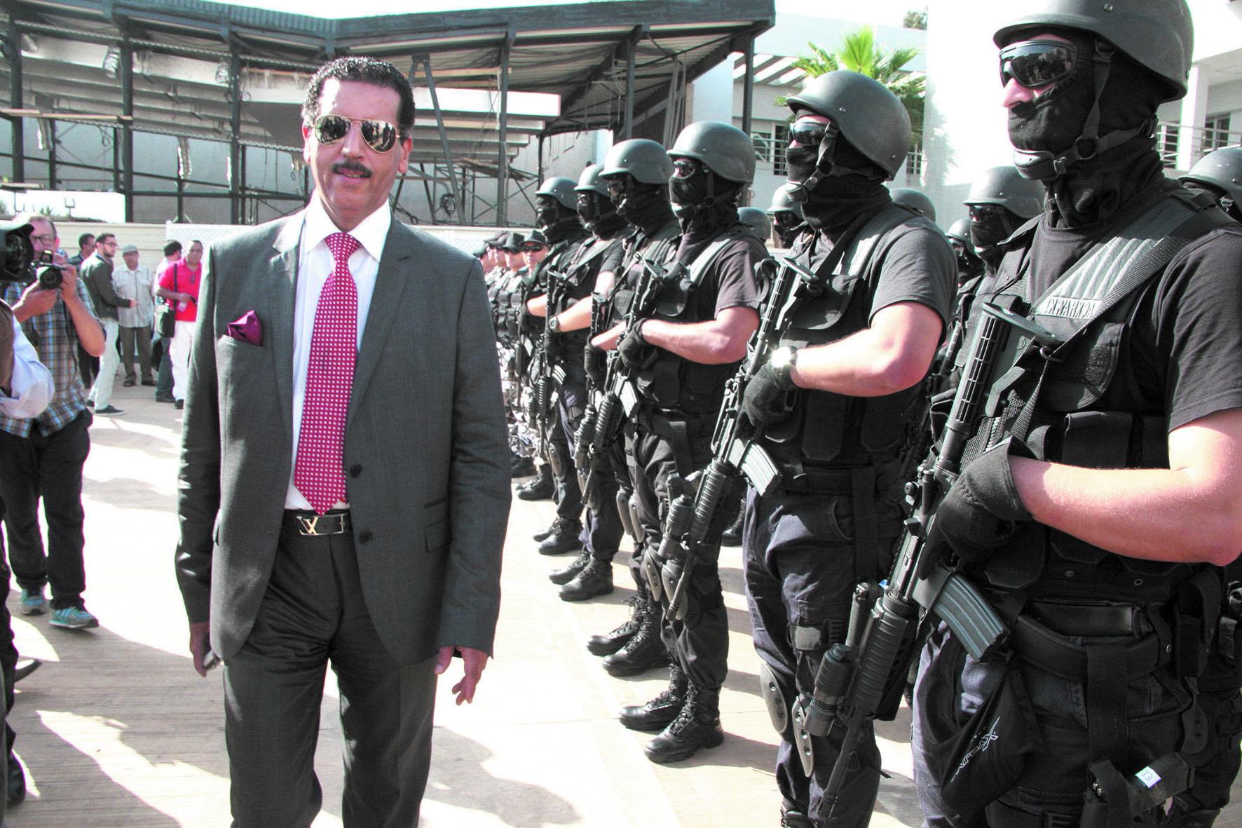 Démantèlement de 164 cellules terroristes depuis 2002