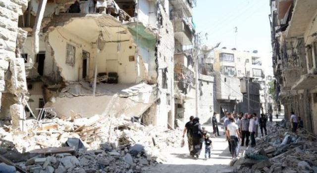 Aucune évacuation de blessés ou de civils au deuxième jour d'une trêve à Alep