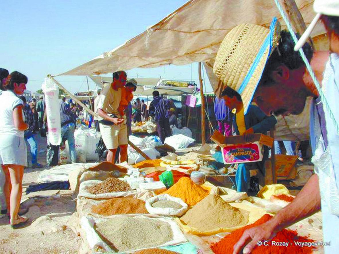 Stabilité de l'offre et des cours des produits  de grande consommation à Essaouira