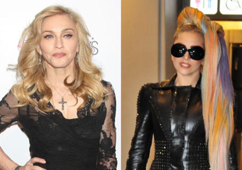 Lady Gaga tacle Madonna