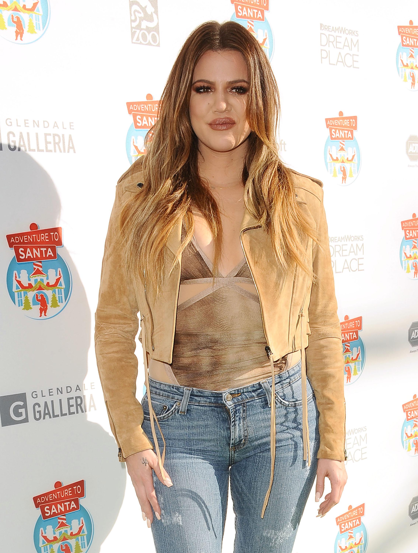 Khloé Kardashian s'en prend  à Donald Trump