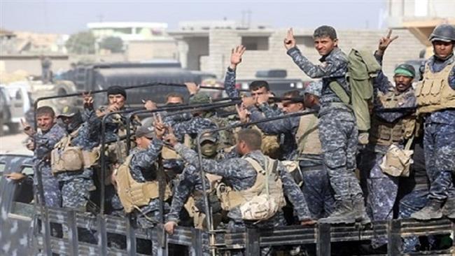 A Mossoul, les forces irakiennes continuent d'avancer