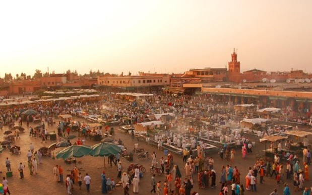 Une délégation russe de professionnels du tourisme en visite à Marrakech