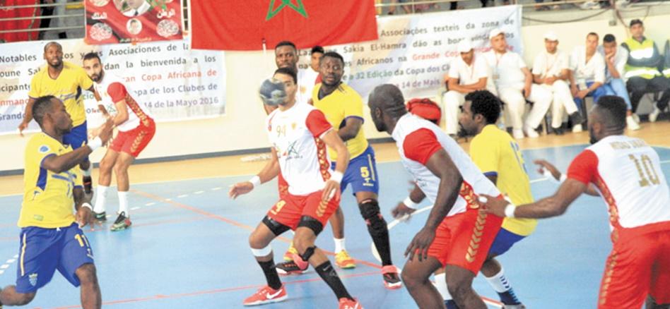 Widad Smara se qualifie au second tour du Championnat d'Afrique des clubs champions de handball