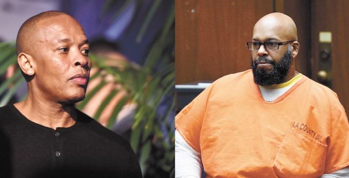 Suge Knight accuse Dr. Dre d'avoir voulu le tuer