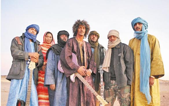 """La 7ème édition de """"Taragalte"""" signe le retour au Maroc des """"Tinariwen"""""""