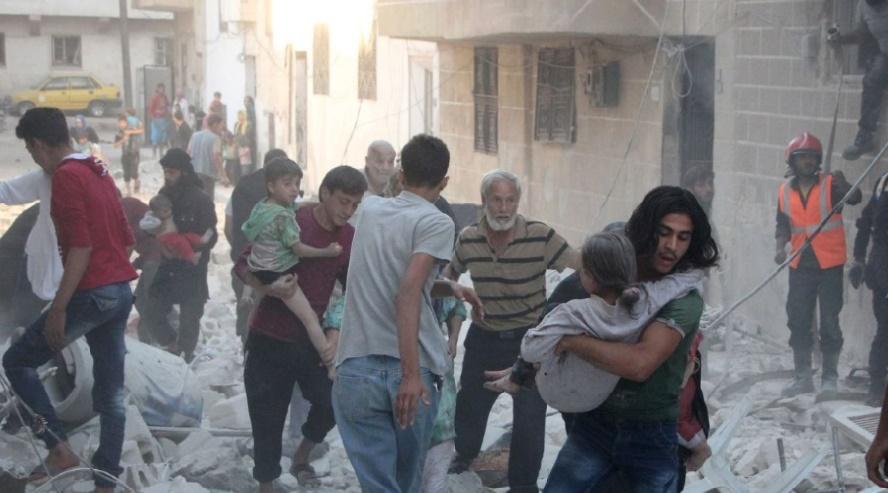 22 enfants tués dans un raid contre une école en Syrie