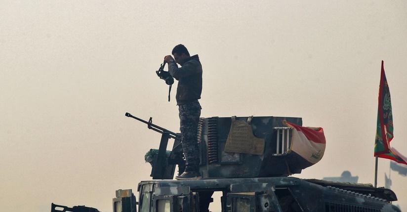L'étau se resserre sur Mossoul