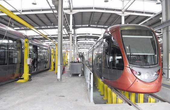 Casa Tram et Faiveley Transport paraphent un accord pour la révision de matériels sécuritaires du tramway de Casablanca