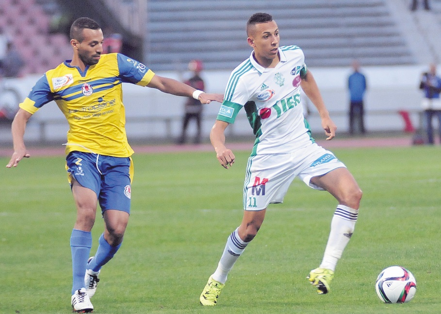 FUS-Raja en tête d'affiche de la 7ème journée du championnat de football