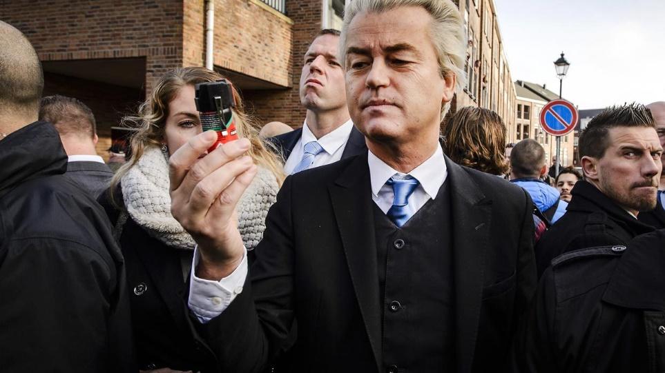 Le député néerlandais Wilders refuse de se présenter à son procès