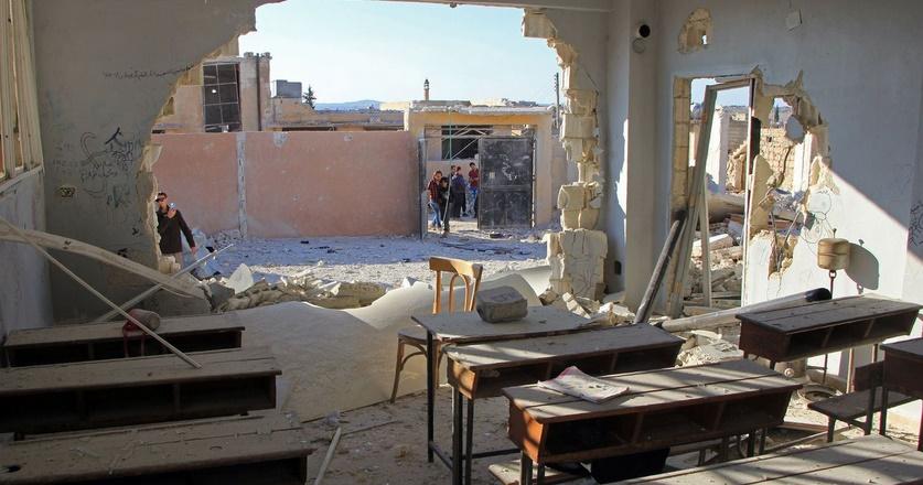 La Russie nie avoir tué 22 écoliers en Syrie