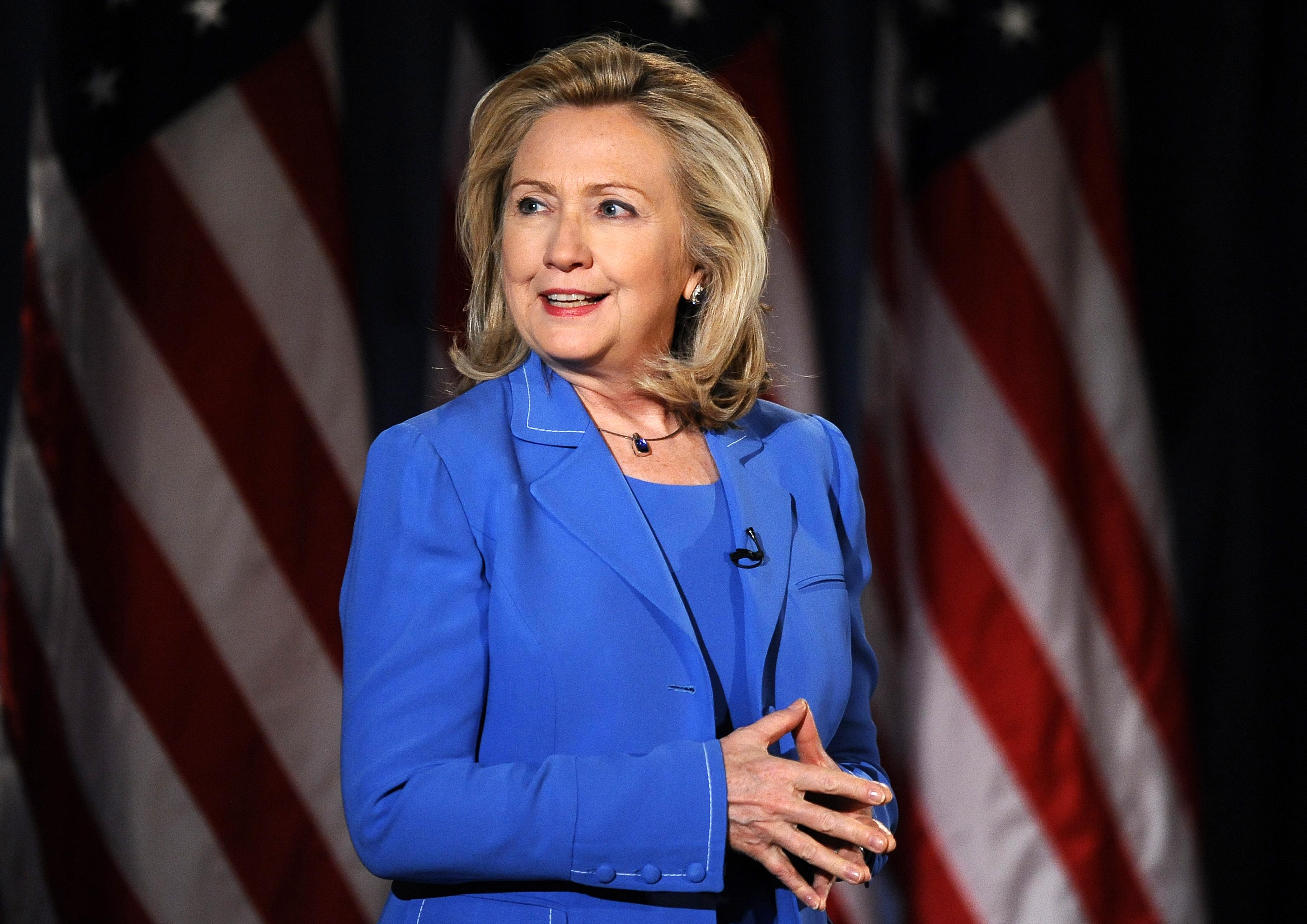 Hillary Rodham  Clinton, la mal aimée
