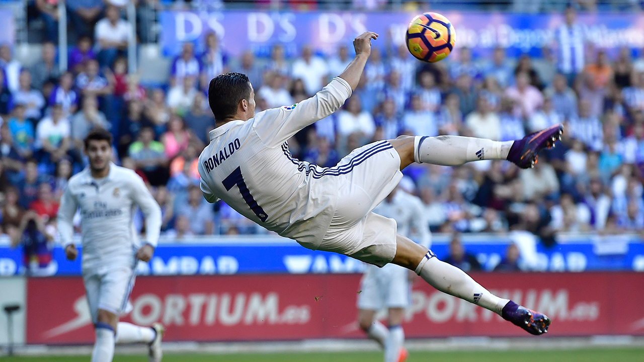 Varsovie-Real La fusée  Ronaldo enfin lancée ?